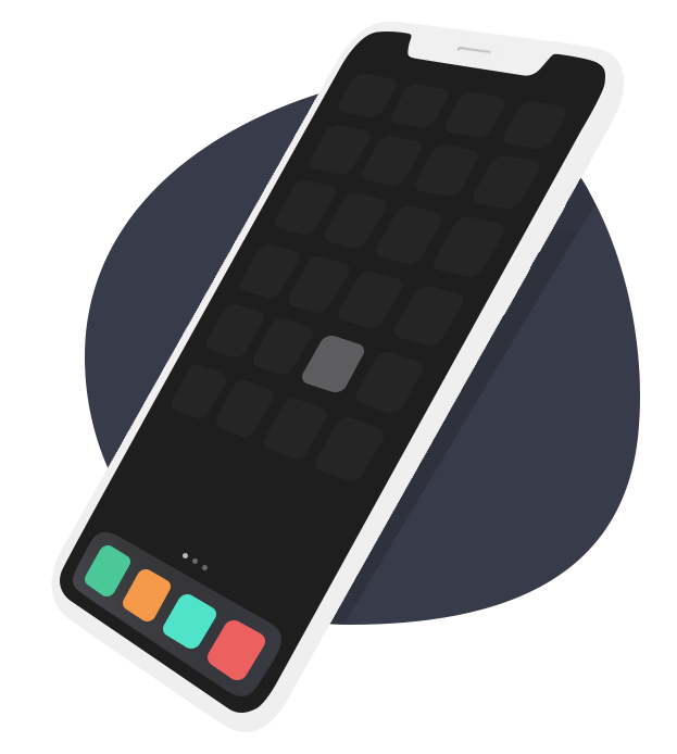 Mobile Apps Development Icon