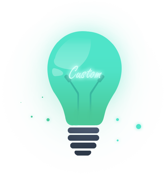 Light Bulb Color Image